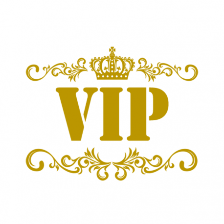 TATUAŻ złoty VIP