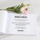 KSIĘGA GOŚCI Ankiety Weselne Wiosenne Kwiaty Z IMIONAMI aż 100 stron!