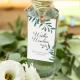 ZAWIESZKI personalizowane na wódkę Zielona Gałązka 10szt