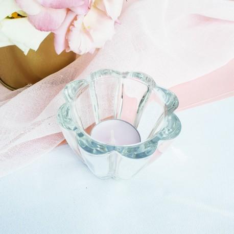 ŚWIECZNIK na tealight Flower