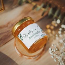 MIÓD personalizowany kolekcja Boho Wedding (etykieta)