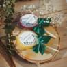 LIZAKI podziękowanie Boho Wedding 10szt. (+etykiety+kokardki)