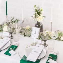 KSIĘGA GOŚCI weselnych Klasyczne Srebro BIAŁE KARTKI