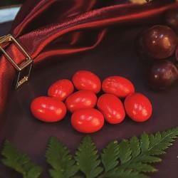 MIGDAŁY w lukrze i czekoladzie CZERWONE 1KG