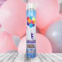 HEL w puszce do Napełniania Balonów