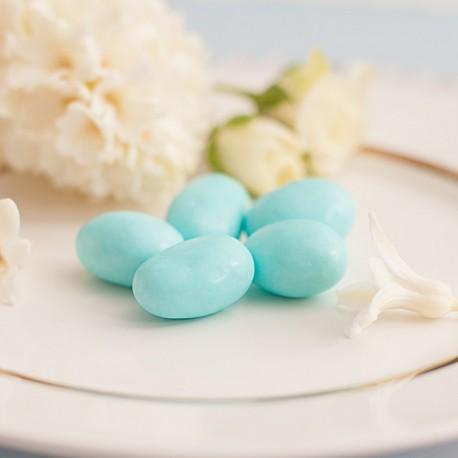 MIGDAŁY w lukrze i czekoladzie Błękitne 1KG