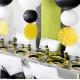 PŁÓTNO dekoracyjne Kakemono w różnych kolorach 1m x 2,5m