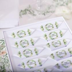 KRÓWKA personalizowana Kolekcja Zielony Wianek