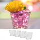 SZKLANECZKI na kwiaty/tealighty 4szt