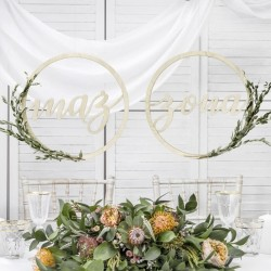dekoracje ślubu