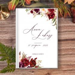 księgi gości - albumy personalizowane A5