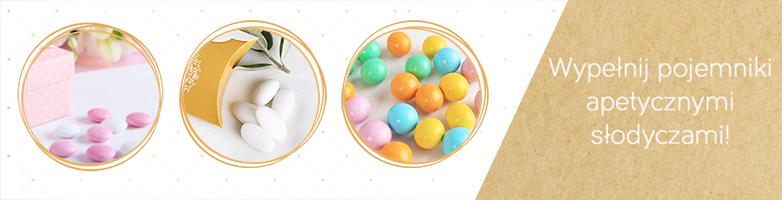 słodycze do słodkiego bufetu