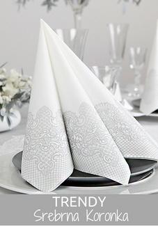 srebrne dodatki śluby wesela