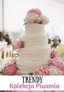 piwonia ślub wesele